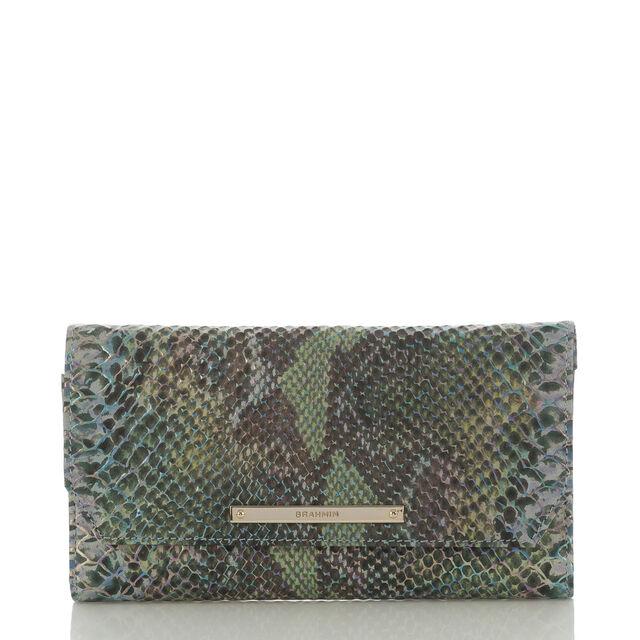Soft Checkbook Wallet Moonstone Seville, Moonstone, hi-res
