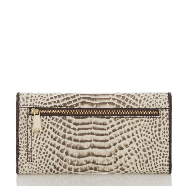 Soft Checkbook Wallet Rhodes