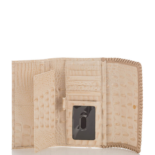 Soft Checkbook Wallet Sunglow Dalton, Sunglow, hi-res