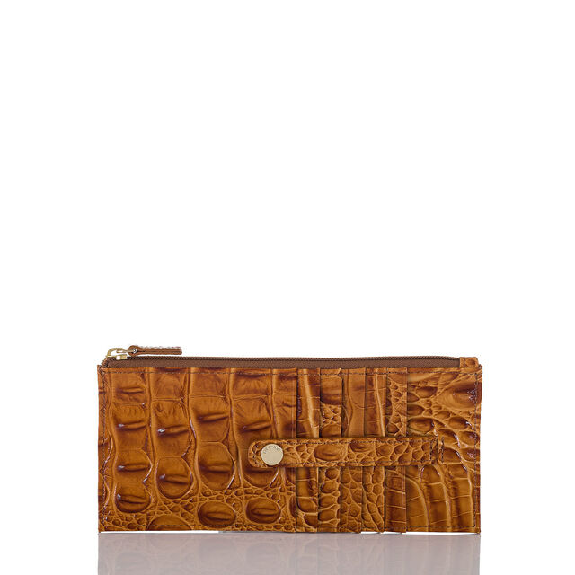 Credit Card Wallet Dark Rum Melbourne, Dark Rum, hi-res