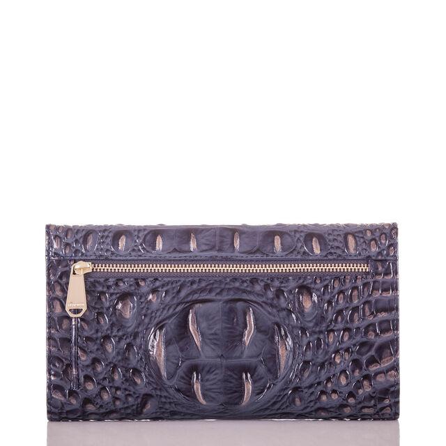 Soft Checkbook Wallet Andesite Melbourne, Andesite, hi-res