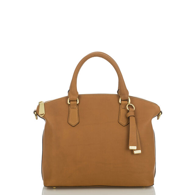Duxbury Satchel Tan Charleston, Tan, hi-res