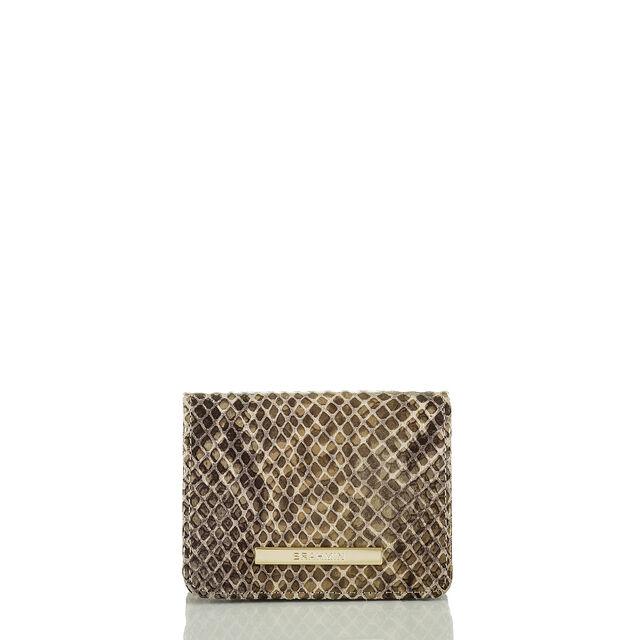 Mini Key Wallet Gold Sumatra, Gold, hi-res