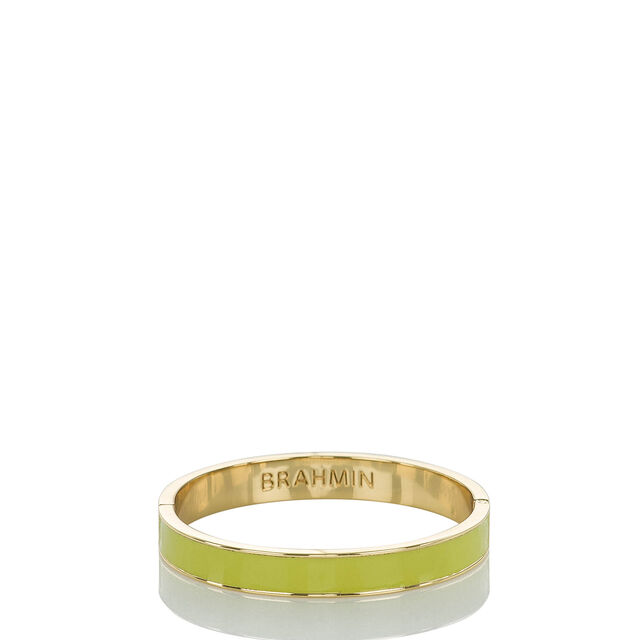 Fairhaven Thin Bangle Keylime Jewelry, Keylime, hi-res