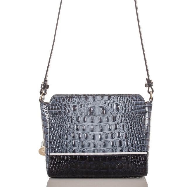 Carrie Crossbody Denim Tri-Texture, Denim, hi-res