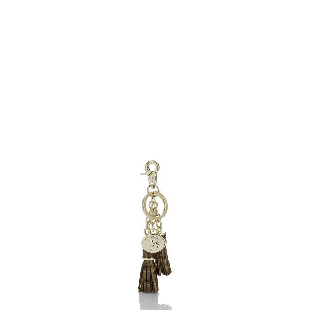 Tassel Key Ring Oak Melbourne, Oak, hi-res