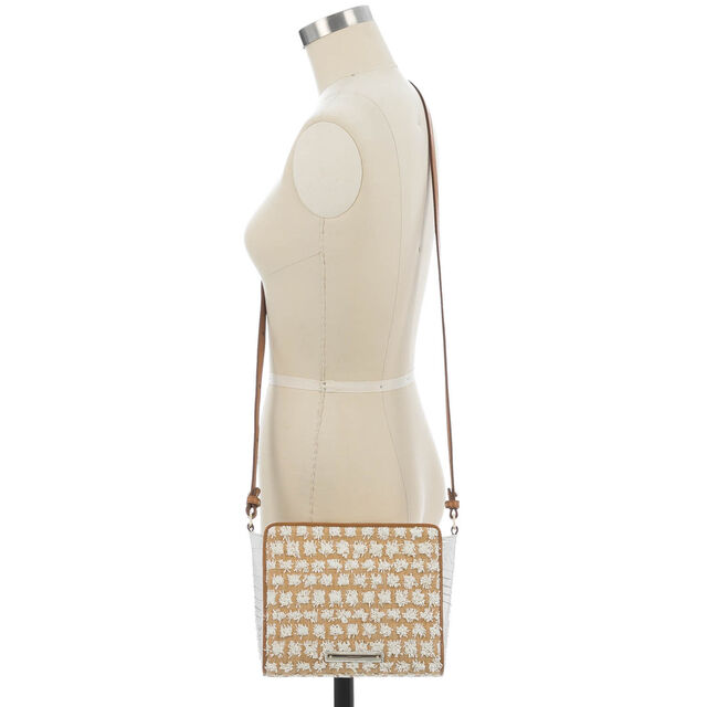 Carrie Crossbody White Bora, White, hi-res