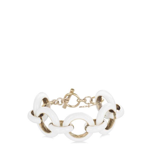 Fairhaven Chunky Bracelet White Jewelry, White, hi-res
