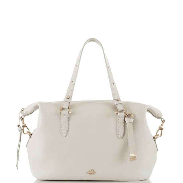 Delaney Satchel Gardenia Charleston, Gardenia, hi-res