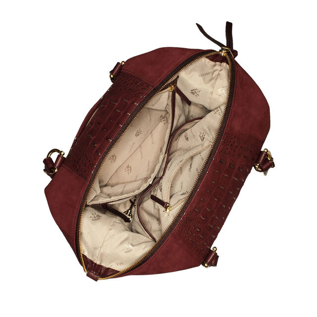Delaney Satchel Cranberry Wilmington, Cranberry, hi-res