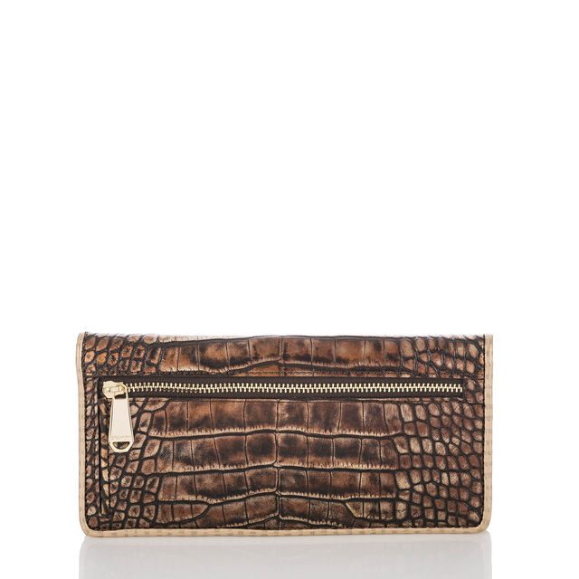 Ady Wallet Brown Milan, Brown, hi-res