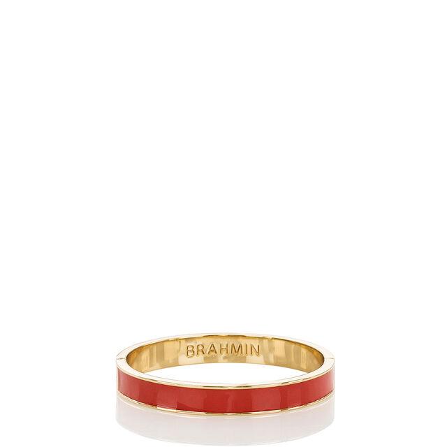 Fairhaven Thin Bangle Cayenne Jewelry, Cayenne, hi-res