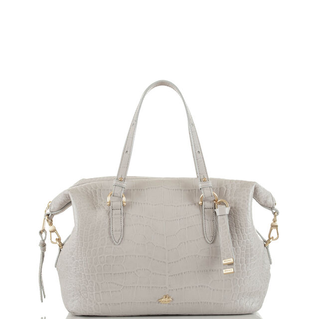Delaney Satchel Dove Savannah, Dove, hi-res