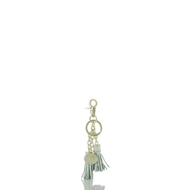 Tassel Key Ring Sea Glass Melbourne, Sea Glass, hi-res