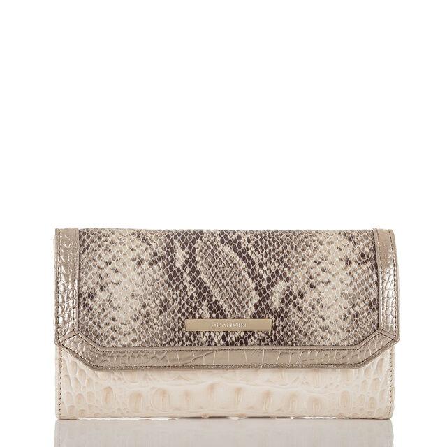 Soft Checkbook Wallet Sunglow Dakota, Sunglow, hi-res