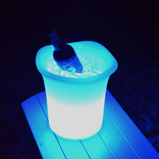 Color Changing Waterproof LED Light - Tonga Ice Bucket