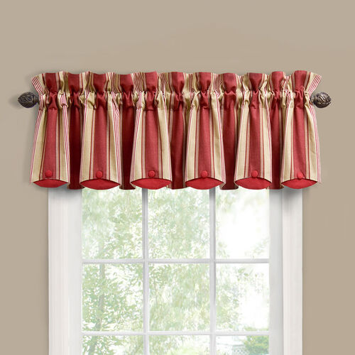 Waverly Yacht Club Window Valance