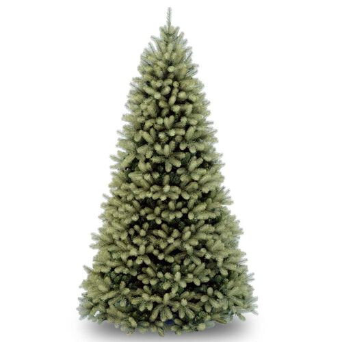 """Feel-Real"" Down Swept Douglas Fir Artificial Christmas Tree"