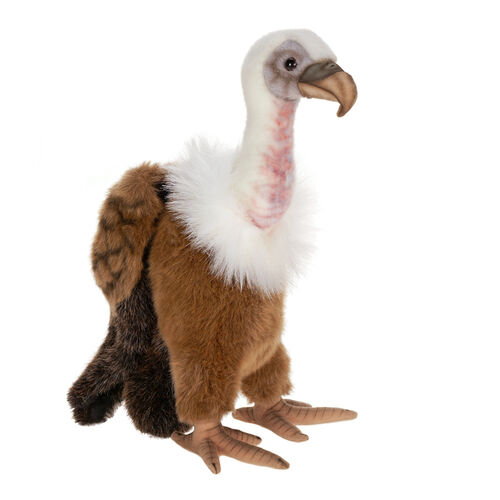 Hansa Plush Realistic Stuffed Animal - Vulture