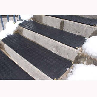 HOTflake Outdoor Heated Stair Mat - Additional Unit
