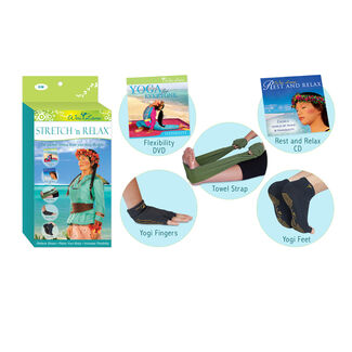 Wai Lana Yoga Stretch 'n Relax Kit