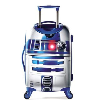"Star Wars R2D2 21"" Hard Spinner Luggage by American Tourister"