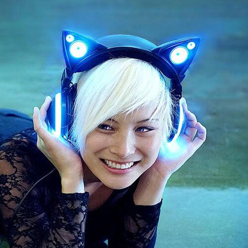 how to dismantle axent wear cat ear headphones
