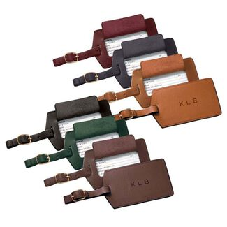 Personalized Royce Genuine Leather Popular Leather Luggage Tag