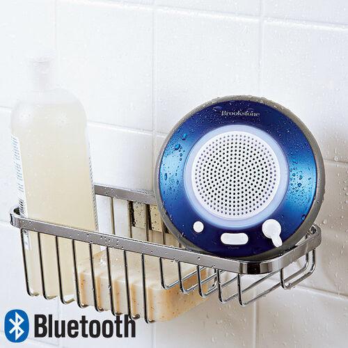 Waterproof Bluetooth Speaker At Brookstone Buy Now