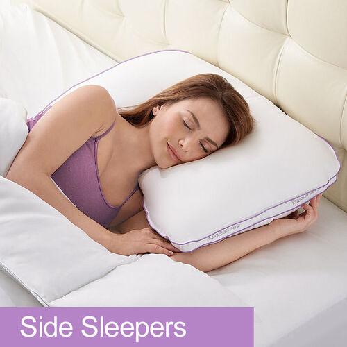 Biosense 2tm shoulder pillow for side sleepers buy now for Best pillows for side sleepers reviews