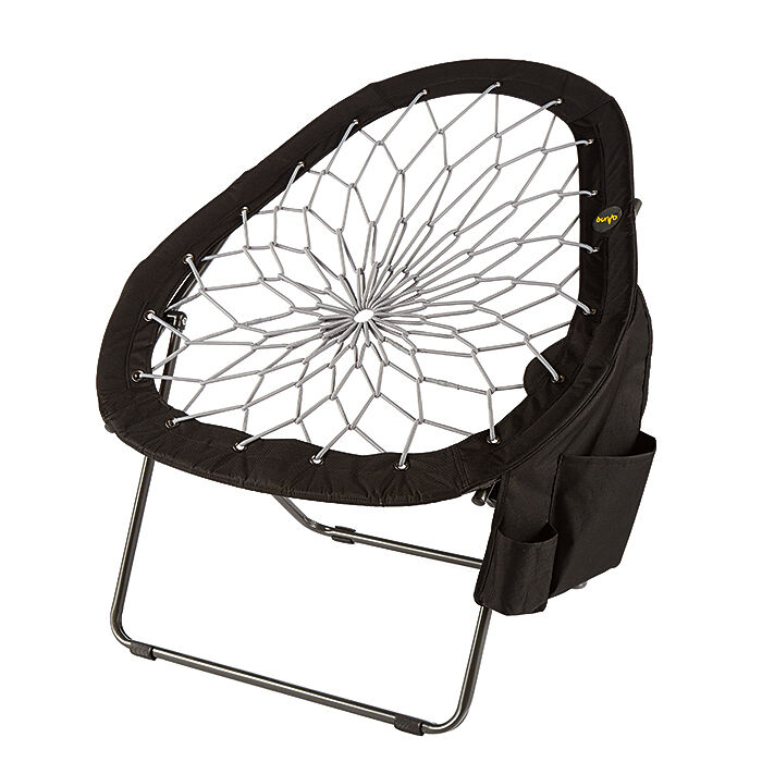 Super Bungee Chair New pear shape only from Brookstone