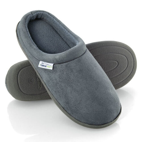 Men's Pressure-Relieving Tempur-Pedic® Slippers