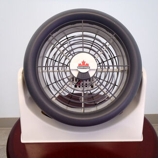Aerodynamic Turbo Fan