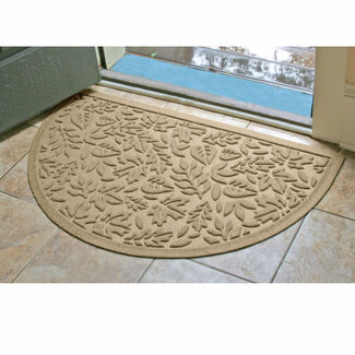 Waterhog™ Fall Day Half Round Rug