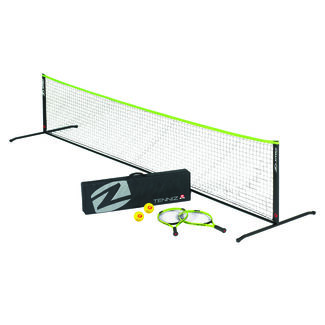 ZUME TENNIZ Portable Tennis Net