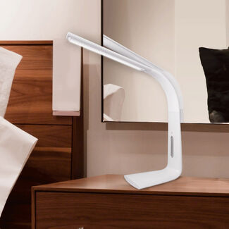 Zadro LED Variable Lighted Desk Lamp with USB Port