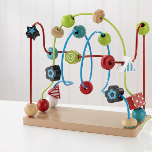 KidKraft Children's Educational Bead Maze Toy