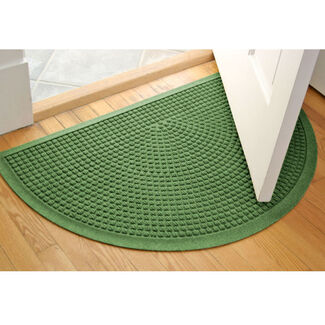 WaterGuard Half Round Squares Entry Mat