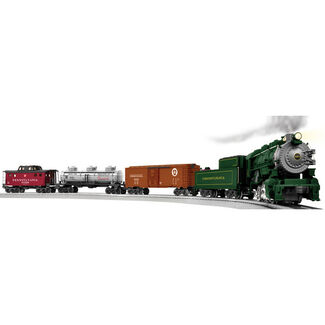 Lionel Trains Pennsylvania Flyer LionChief Remote Control Steam Set