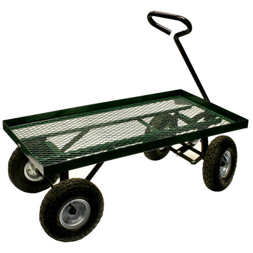 Sportsman Series 36-Inch x 18-Inch Flatbed Cart