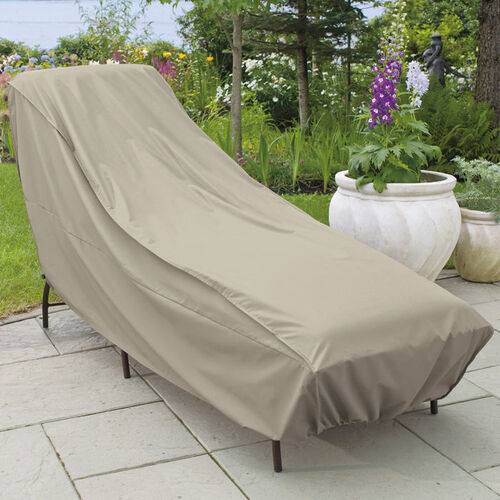 Outdoor Chaise Lounge Covers At Brookstone Buy Now