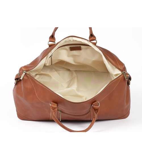 Cowhide Leather All American Duffel Bag