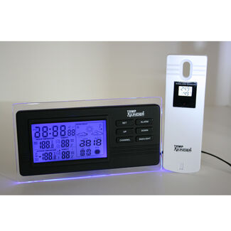 TempMinder MRI-213MX Wireless Weather Station