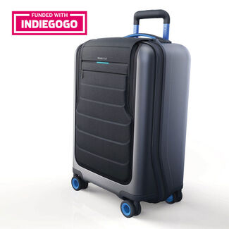 Bluesmart Carry-On Smart Suitcase