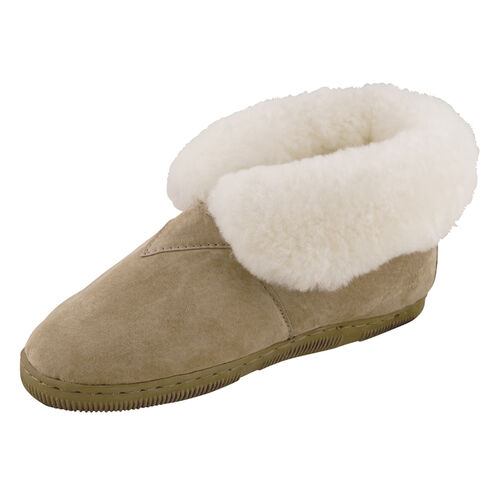 Women's Fleece Lined Bootie Slippers