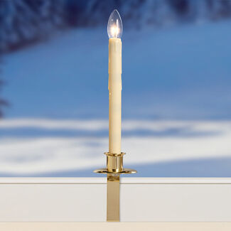 Streetside Brightness™ Bracket Cordless LED Window Candles