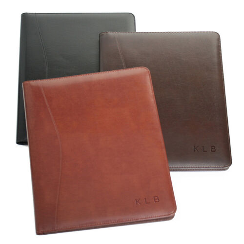 Personalized Royce Leather Aristo Padfolio