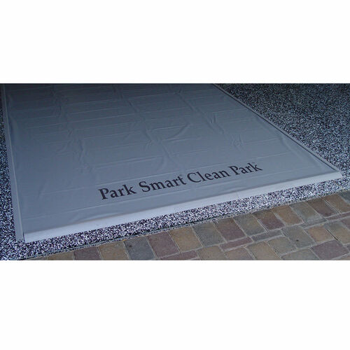 Park Smart Clean Park Garage Floor Mat