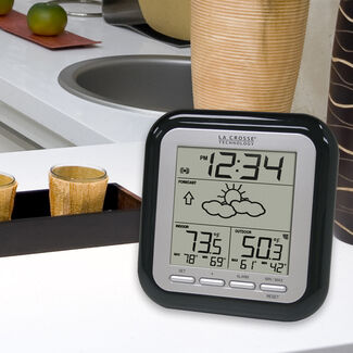 Wireless Home Weather Forecaster
