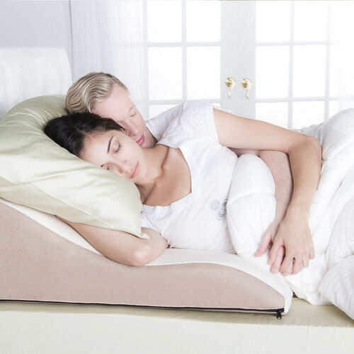 Avana Ogee Memory Foam Bed Wedge Support Pillow